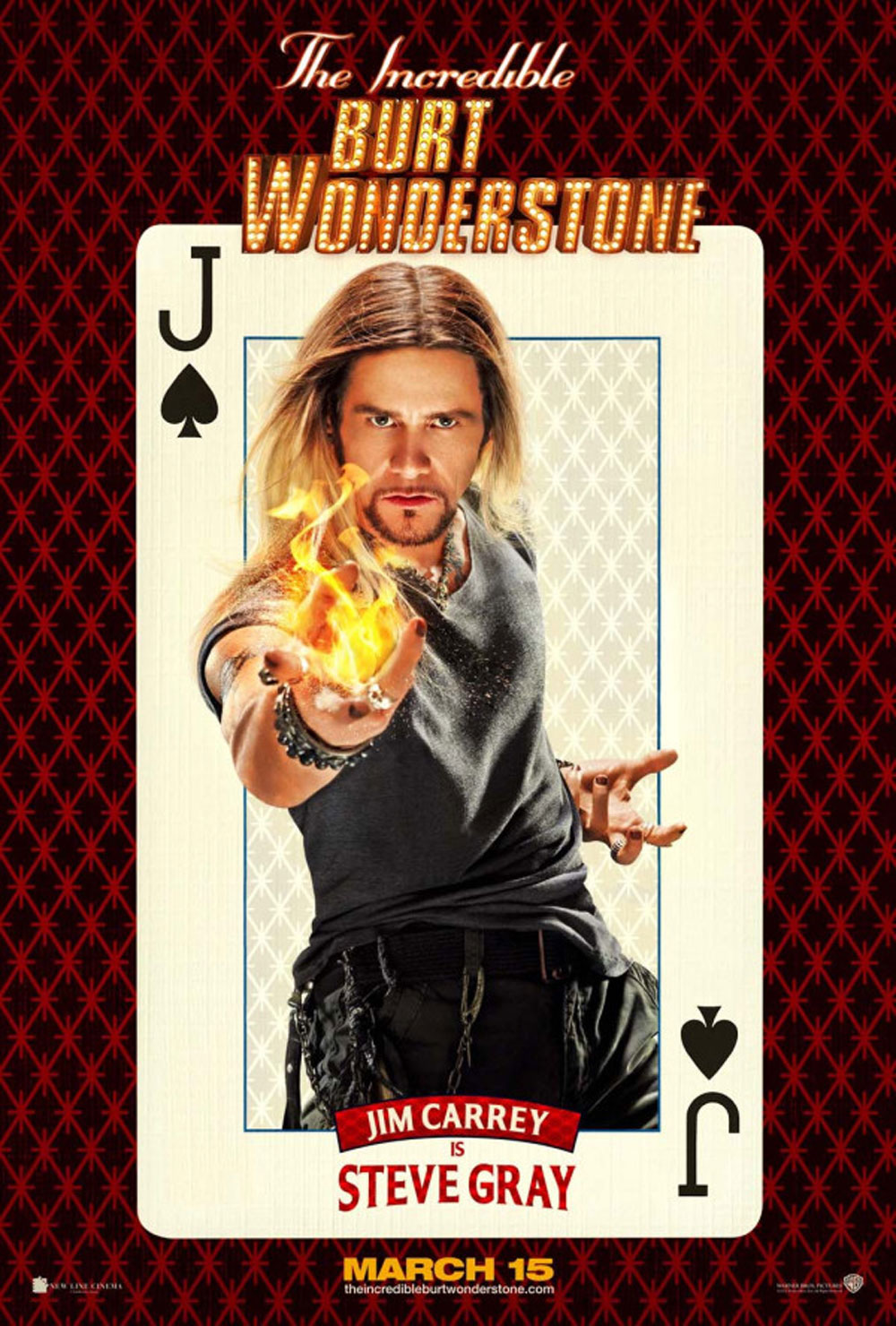 The-Incredible-Burt-Wonderstone movie poster