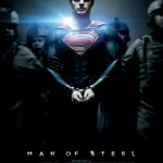 man of steel movie poster