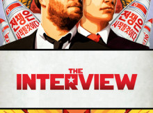 """Poster for the movie """"The Interview"""""""
