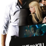 """Poster for the movie """"3 Days to Kill"""""""