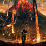 "Poster for the movie ""Pompeii"""