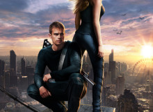 """Poster for the movie """"Divergent"""""""