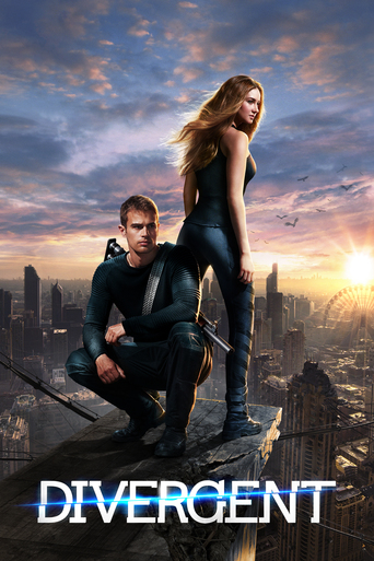 "Poster for the movie ""Divergent"""