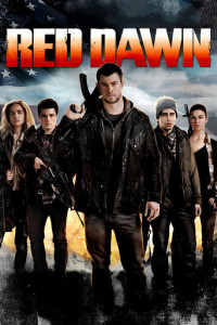 """Poster for the movie """"Red Dawn"""""""