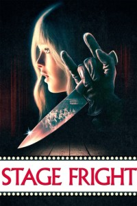 """Poster for the movie """"Stage Fright"""""""