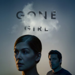 "Poster for the movie ""Gone Girl"""