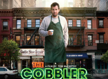 """Poster for the movie """"The Cobbler"""""""